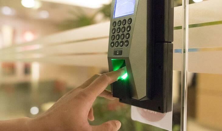 como funciona o controle de ponto por biometria